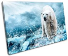 Polar Bear Animals - 13-0985(00B)-SG32-LO